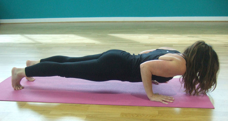 Top tips for performing the plank