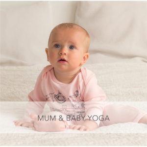 Mum and Baby Yoga at The Putney Clinic of Physical Therapy
