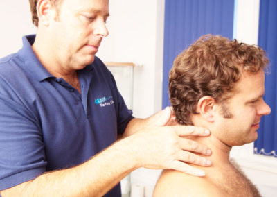 Osteopathy at The Putney Clinic of Physical Therapy led by Clive Lathey.