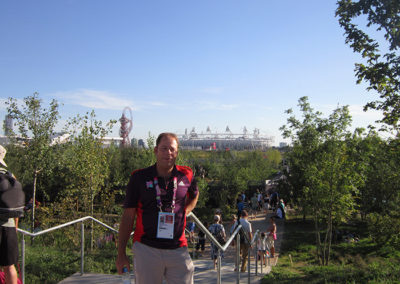 Clive Lathey and The Putney Clinic of Physical Therapy team were proud to provide medical support to the London 2012 Paralympics.