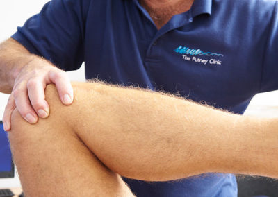 Sports Injury treatments at The Putney Clinic of Physical Therapy.