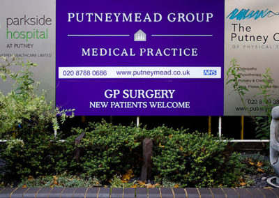The Putney Clinic of Physical Therapy is located at 266 Upper Richmond Road in Putney.