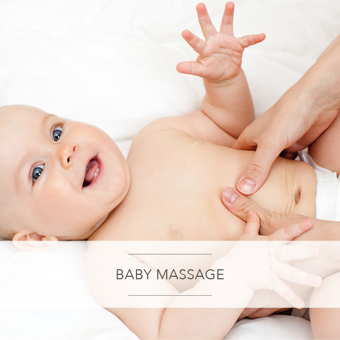 Baby Massage at The Putney Clinic of Physical Therapy