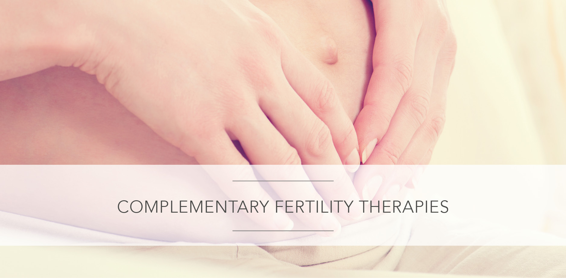 Complementary Fertility Therapies at The Putney Clinic of Physical Therapy