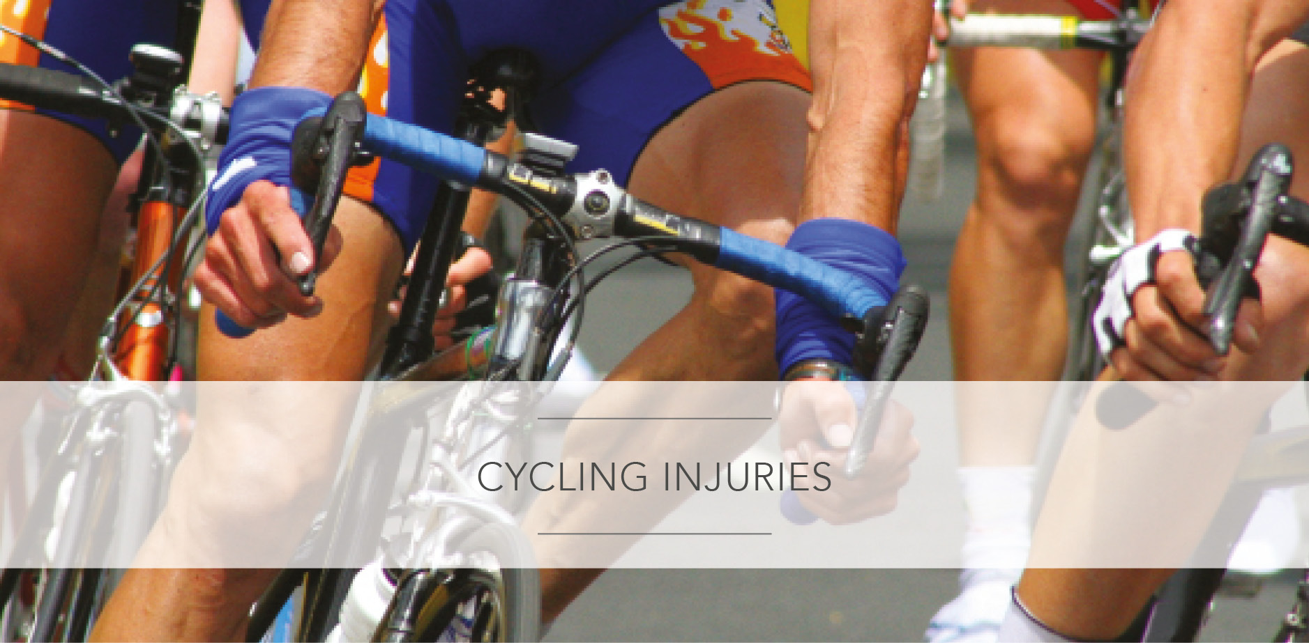 Cycling-related Injuries at The Putney Clinic of Physical Therapy