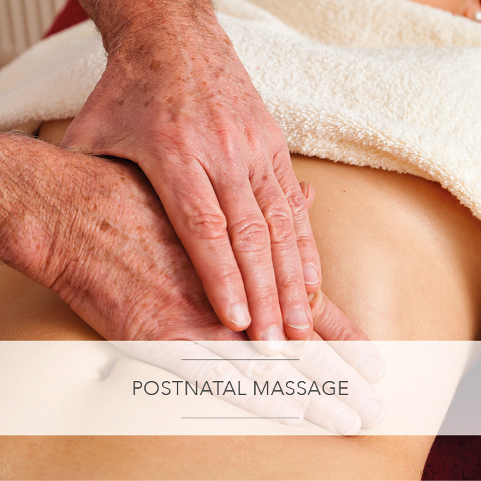 Postnatal Massage at The Putney Clinic of Physical Therapy