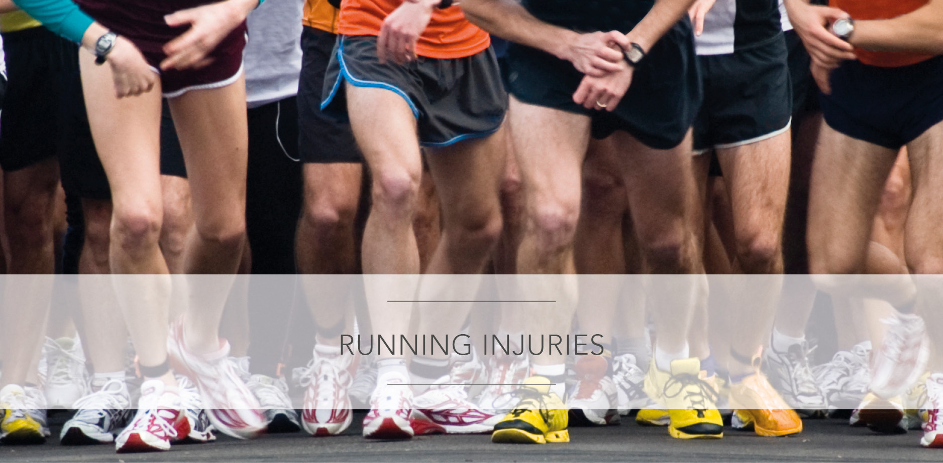 Running-related injuries at The Putney Clinic of Physical Therapy
