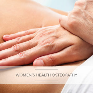 women's health osteopathy