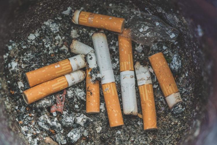 Give up smoking