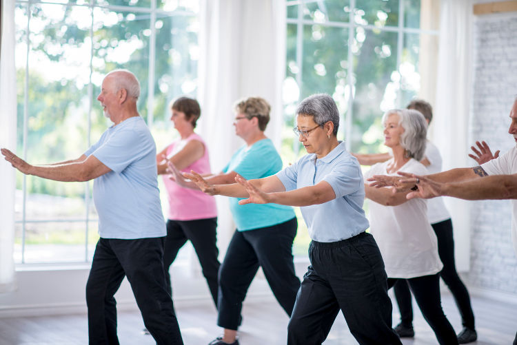 Tai Chi Workshop