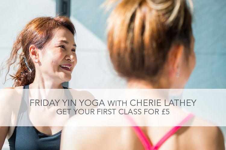 Friday Yin Yoga
