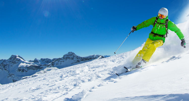 4-week ski fit course